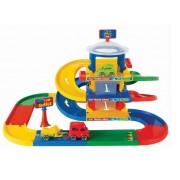 WADER 3 aukštų garažas Play Tracks