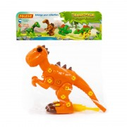 Wader konstruktorius Dinozauras, 40 detalių