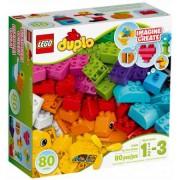 LEGO DUPLO kaladėlių rinkinys 80 el.