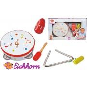 EICHHORN medinių instrumentų rinkinys