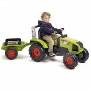 FALK traktorius Claas Axos 330 su priekaba