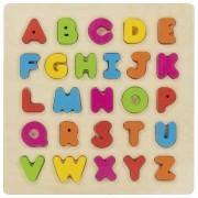 GOKI medinIų raidelių dėlionė ABC