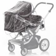 CARETERO apsauga nuo lietaus vežimėliui su lopšiu