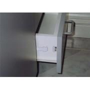 Stalčių apsauga nuo atidarymo 3 vnt.