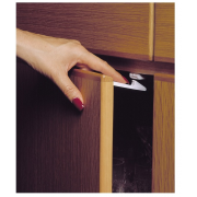 DREAMBABY vidinė stalčių apsauga nuo atidarymo 3 vnt.