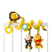 Veiklos žaislas - spiralė Liūtukas