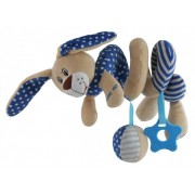 Pakabinamas žaislas - spiralė Triušiukas