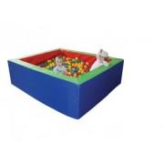 Žaidimų baseinas 165 x 165 x 60 cm (be kamuoliukų)