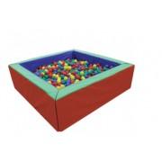 Žaidimų baseinas 150 x 150 x 50 cm (be kamuoliukų)