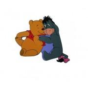 DISNEY sienos dekoracija Winnie the Pooh