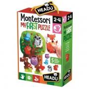 Mano pirmoji dėlionė Montessori Headu