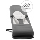 BABYBJORN gultukas Balance Soft Cotton Jersey Grey