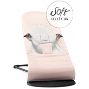 BABYBJORN gultukas Balance Soft Cotton Jersey Light Pink/Grey