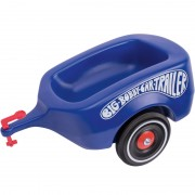 BIG priekaba Bobby Car Royal blue