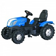 ROLLY TOYS traktorius rollyFarmtrac New Holland
