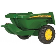 ROLLY TOYS priekaba Rolly Kipper John Deere