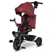 LIONELO triratukas KORI Red Burgundy 2in1