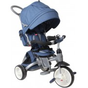 LITTLE TIGER triratukas Melange Blue 6-in-1