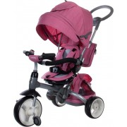 LITTLE TIGER triratukas Melange Pink 6-in-1