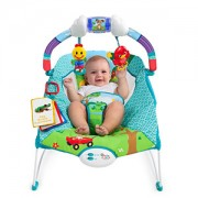 BRIGHT STARTS Baby Einstein gultukas Caterpillar's Day at the Bouncer