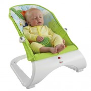 FISHER PRICE gultukas Rainforest Friends Comfort Curve™ Bouncer