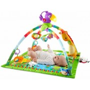 FISHER PRICE lavinamasis kilimėlis Music&Lights Deluxe Gym