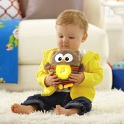 FISHER PRICE migdukas Soothe & Glow Owl