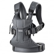 BABYBJORN nešioklė ONE AIR Anthracite Mesh 2018