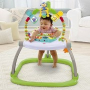 FISHER PRICE šokliukas Rainforest Friends SpaceSaver Jumperoo®