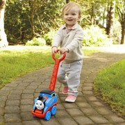 FISHER PRICE stumdukas Thomas su muilo burbulais