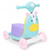 SKIP HOP stumdukas/paspirtukas Unicorn Ride-On 3in1