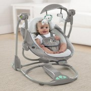 BRIGHT STARTS supynės ConvertMe Swing-2-Seat™ - Orson™
