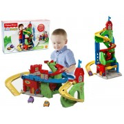 FISHER PRICE Little People pilis / kalnų miestas 2 in 1
