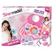 Makiažo rinkinys mergaitėms su priedais Star Model