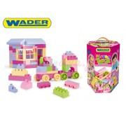 WADER konstruktorius 102 elementai