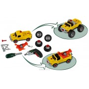 KLEIN Bosch mašinėlių varžymo konstruktorius 3in1