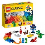 LEGO kaladėlės 303 dalys