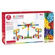 Konstruktorius DIY Pipe Building Blocks 68 vnt.