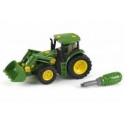 KLEIN John Deere traktorius-konstruktorius 6215R