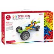 Konstruktorius DIY Skeleton Building Blocks 40 vnt.