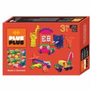 PLUS-PLUS konstruktorius Mini Neon 480 dalių