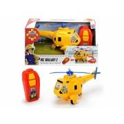 FIREMAN SAM malūnsparnis su pultu
