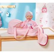 My Little Baby Born lėlytė Super Soft su priedais