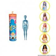 Lėlės Barbie rinkinys Spalvų siurprizas