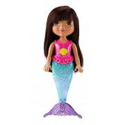 Plaukianti lėlė undinėlė DORA