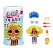 L.O.L kapsulė siurprizas Hairgoals 2 Makeover