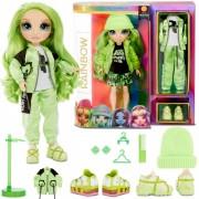 LOL lėlė Rainbow High Fashion Doll - Jade Hunter
