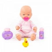 Lėlė kūdikis su priedais