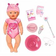 BABY BORN interaktyvi lėlė Soft Touch