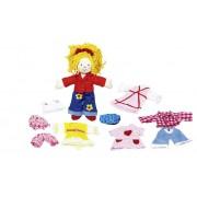 Minkšta lėlė su drabužėliais Karry